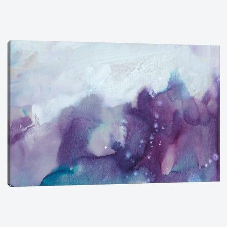 Ice Crystals IV Canvas Print #CBS30} by Joyce Combs Canvas Artwork