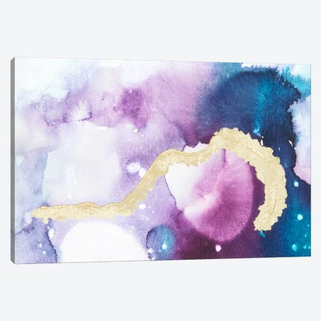 Ice Crystals VII Canvas Print #CBS32} by Joyce Combs Canvas Art