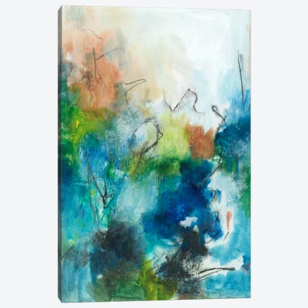 Spring Delight II Canvas Print #CBS35} by Joyce Combs Art Print