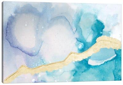Ice Crystals V Canvas Art Print