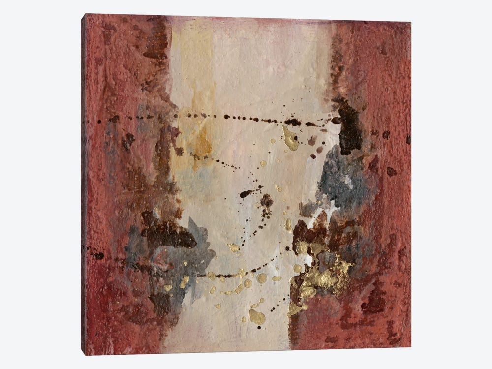 Early Autumn Abstract II by Joyce Combs 1-piece Canvas Artwork