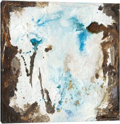 Blue Cliffs II Canvas Print #CBS4