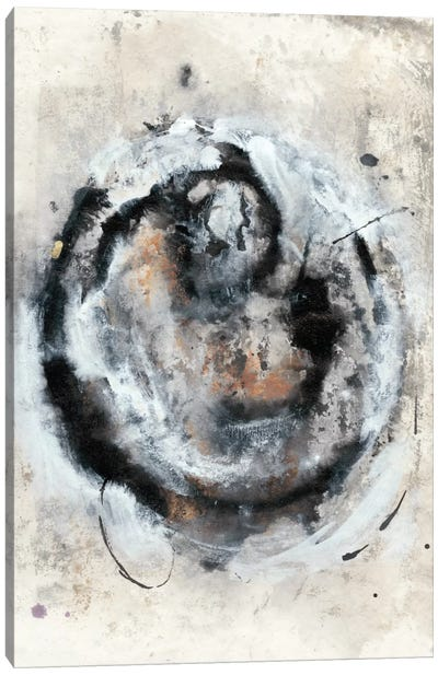 Circular Energy III Canvas Art Print