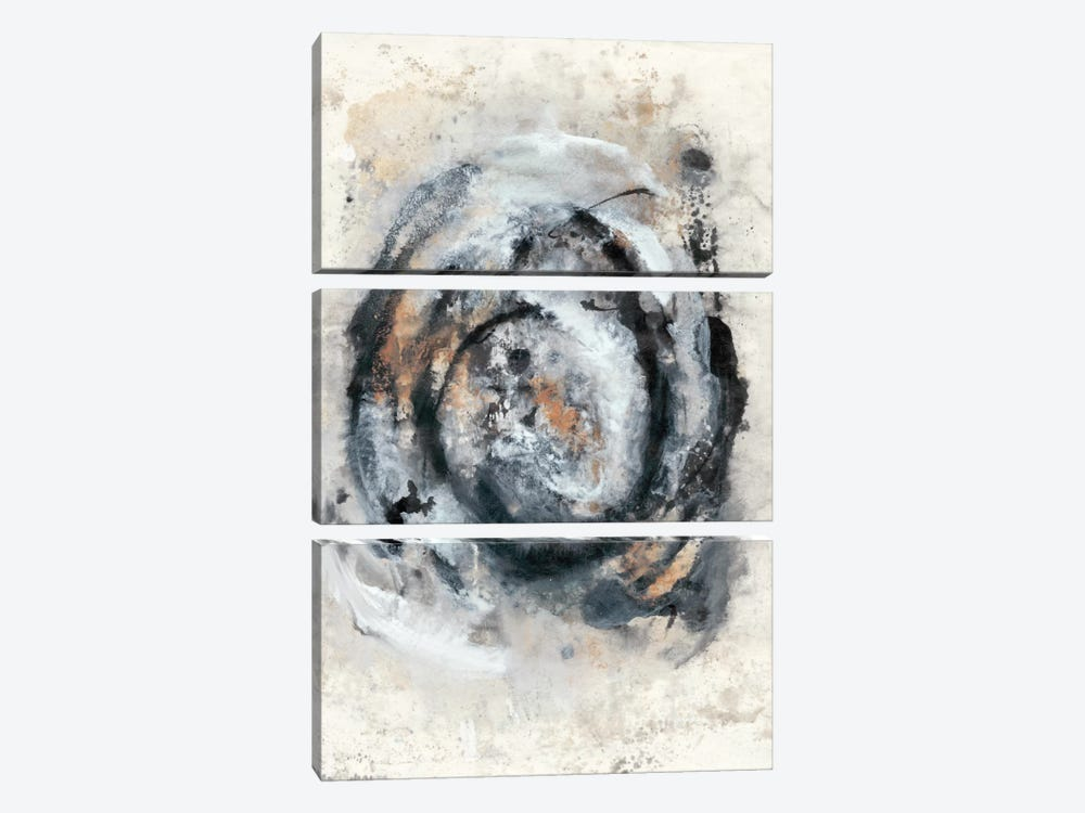 Circular Energy IV by Joyce Combs 3-piece Art Print