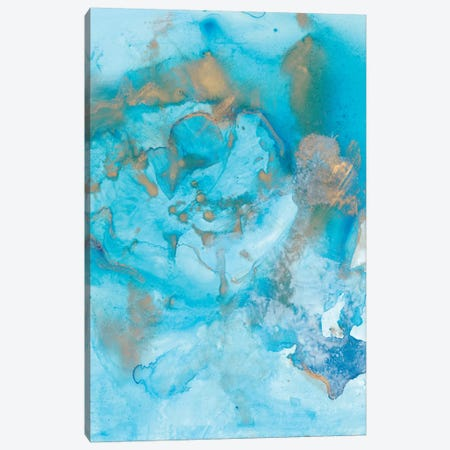 Aquarium I Canvas Print #CBS94} by Joyce Combs Canvas Art Print