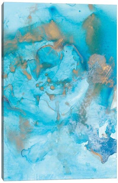 Aquarium I Canvas Art Print