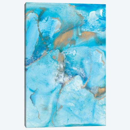 Aquarium II Canvas Print #CBS95} by Joyce Combs Canvas Art Print