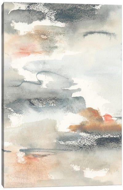 Lily Pad Impressions I Canvas Art Print