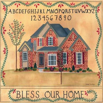 Brick House Print