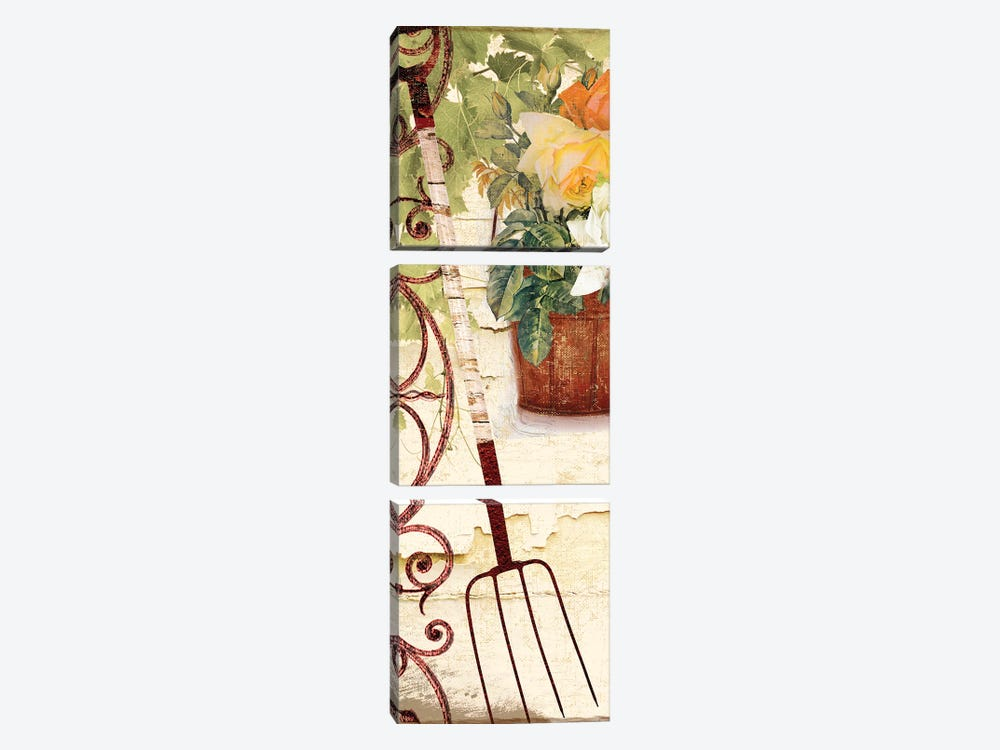 Vermont Summer VII by Color Bakery 3-piece Art Print