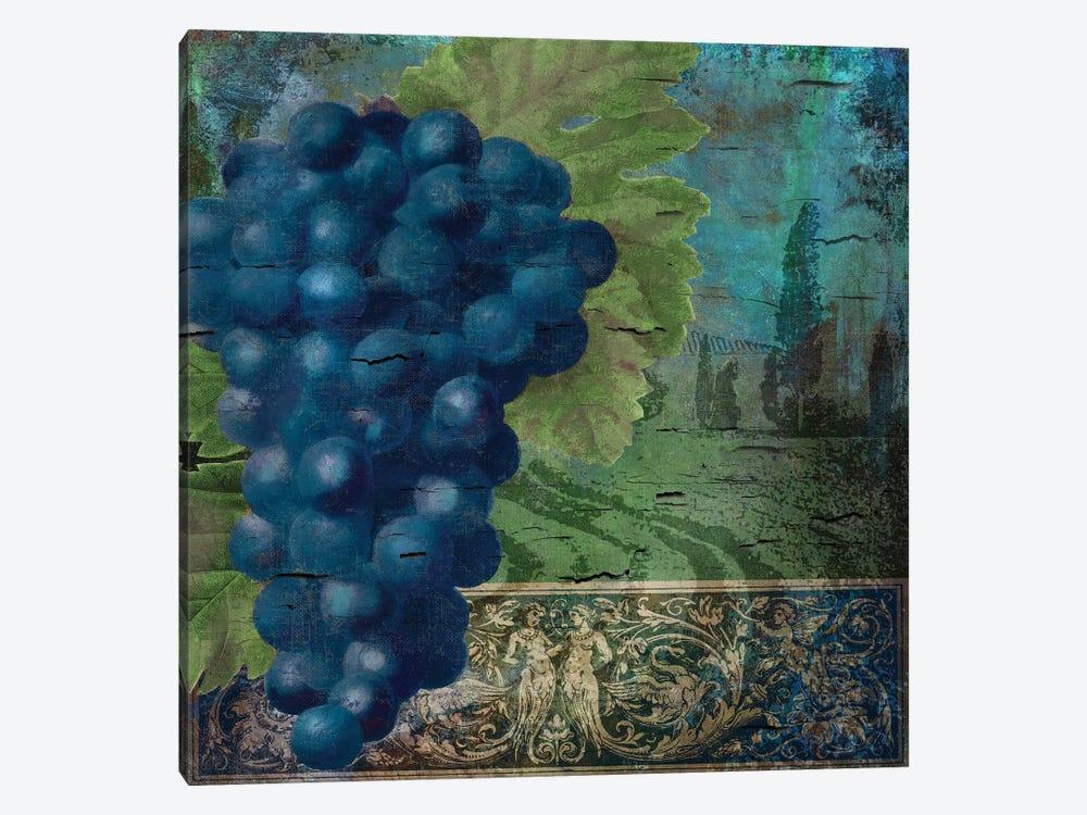 Vino Blu II by Color Bakery 1-piece Canvas Artwork