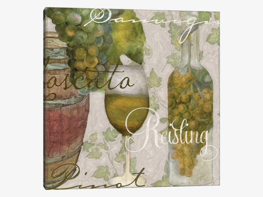 Wine Cellar II by Color Bakery 1-piece Art Print