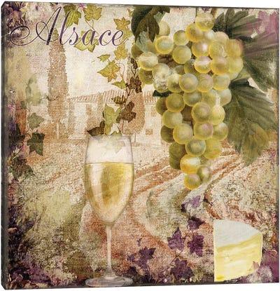 Wine Country I Canvas Art Print