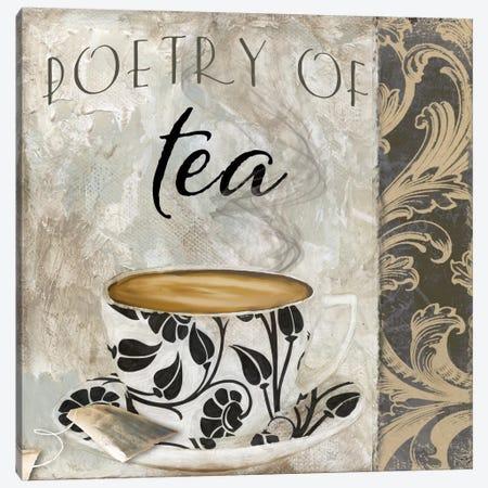 Art Of Tea II Canvas Print #CBY116} by Color Bakery Art Print