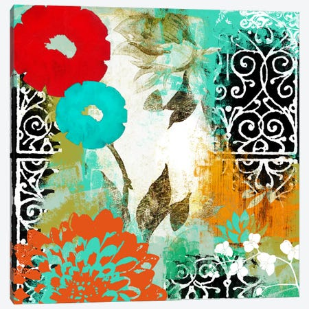 Bali I Canvas Print #CBY124} by Color Bakery Canvas Artwork