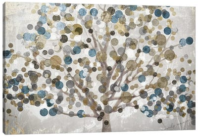 Bubble Tree Canvas Art Print