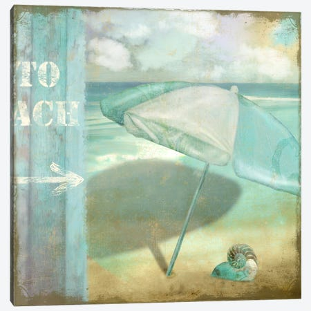 By The Sea II 3-Piece Canvas #CBY201} by Color Bakery Canvas Art