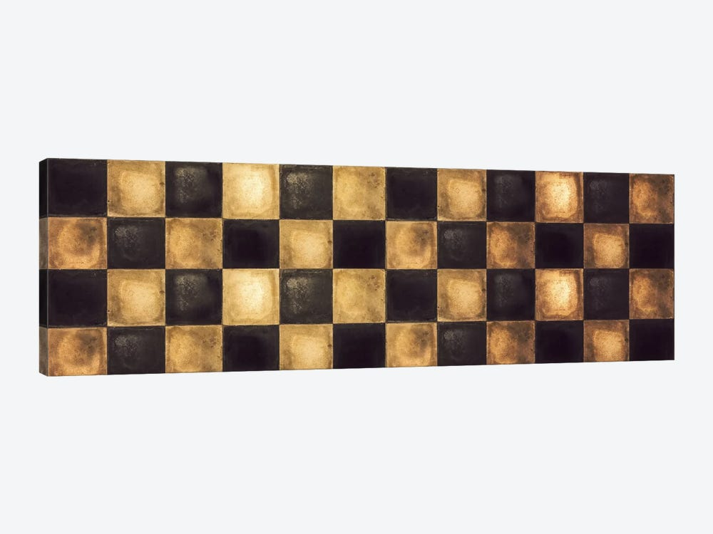 Checkered by Color Bakery 1-piece Canvas Wall Art
