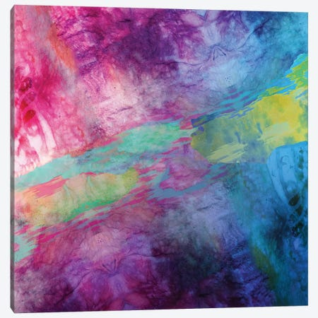 Color Theory Canvas Print #CBY275} by Color Bakery Canvas Art