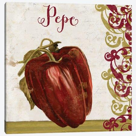 Cucina Italiana VII Canvas Print #CBY293} by Color Bakery Canvas Print