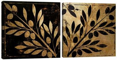 Bellissima Diptych Canvas Art Print