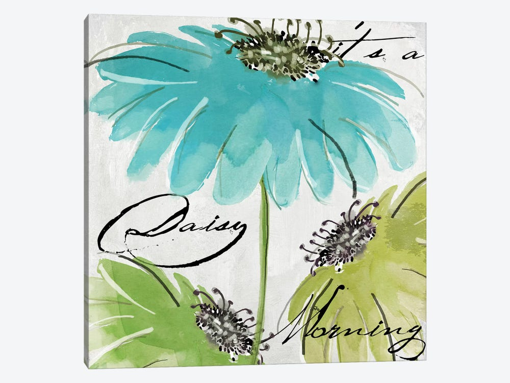 Daisy Morning I 1-piece Canvas Wall Art