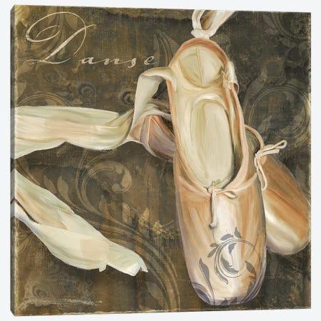 Danse II Canvas Print #CBY314} by Color Bakery Canvas Art Print