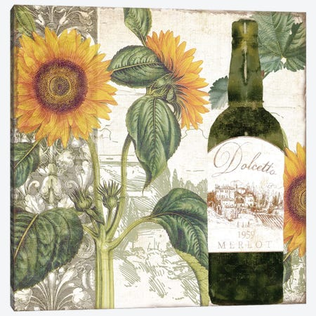 Dolcetto V Canvas Print #CBY335} by Color Bakery Art Print