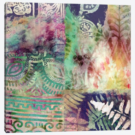 Esme I Canvas Print #CBY348} by Color Bakery Canvas Print