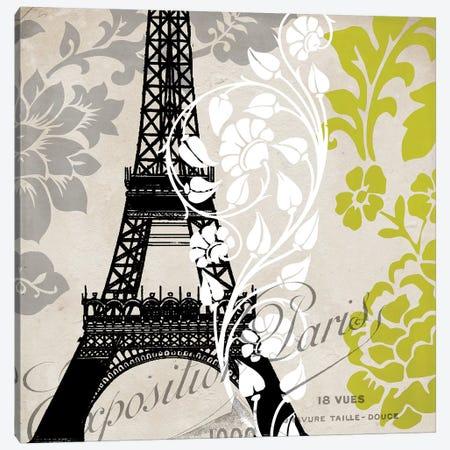 Exposition Paris Canvas Print #CBY360} by Color Bakery Canvas Art Print