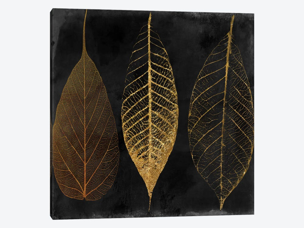 Fallen Gold I by Color Bakery 1-piece Canvas Artwork