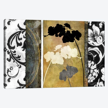 Gardenscape I Canvas Print #CBY442} by Color Bakery Canvas Art