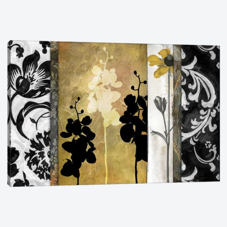 Gardenscape II Canvas Print #CBY443} by Color Bakery Canvas Art