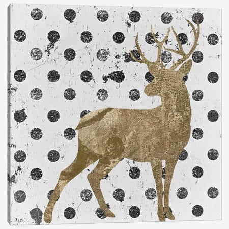 Glam Forest II Canvas Print #CBY450} by Color Bakery Canvas Print