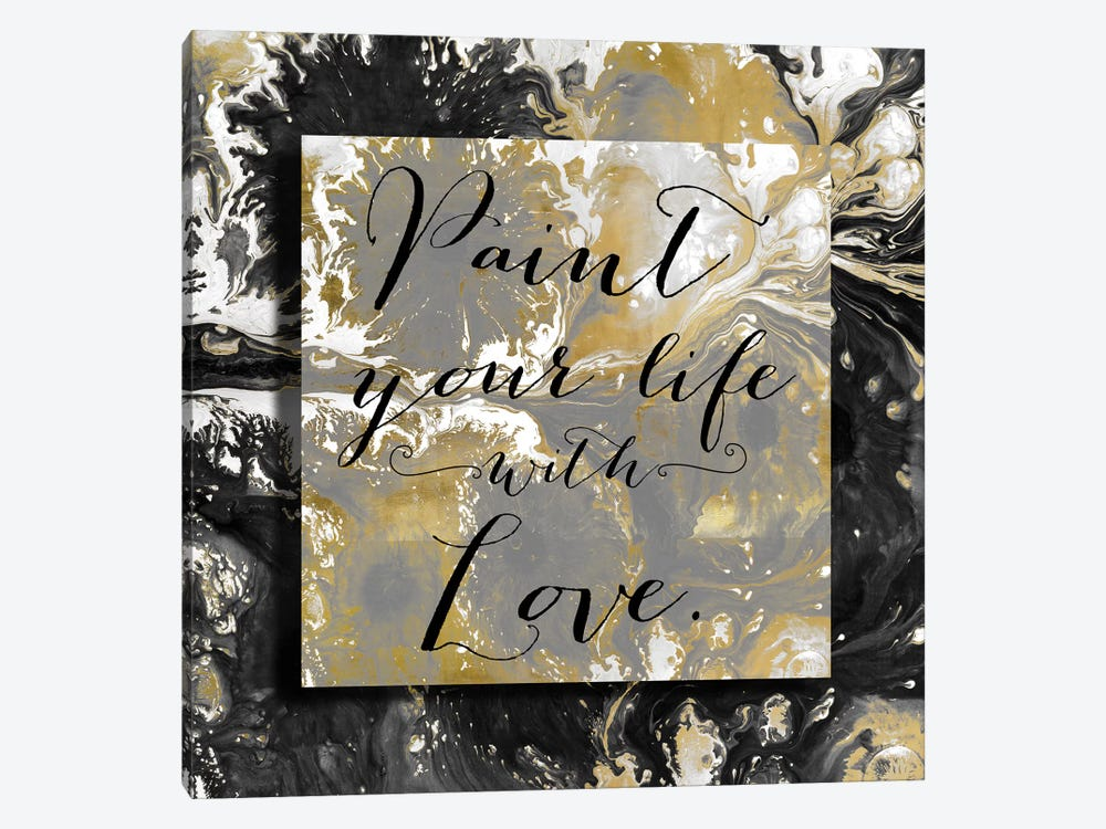Gods Canvas II by Color Bakery 1-piece Canvas Wall Art