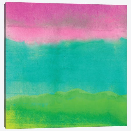 Gradients I Canvas Print #CBY482} by Color Bakery Canvas Artwork