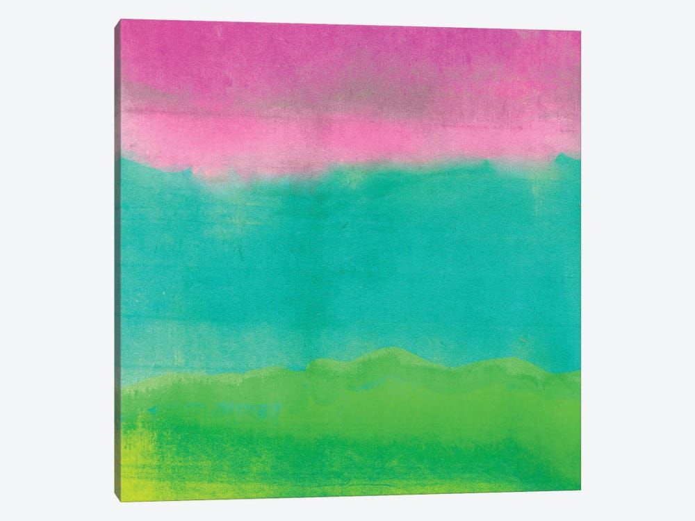 Gradients I by Color Bakery 1-piece Canvas Print