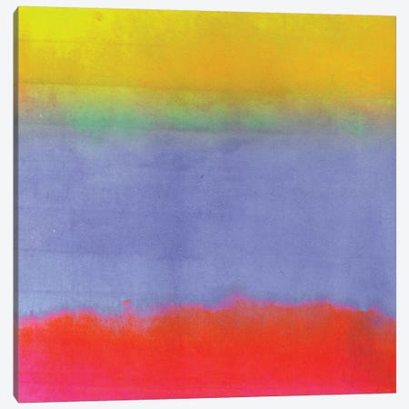 Gradients III Canvas Print #CBY484} by Color Bakery Art Print