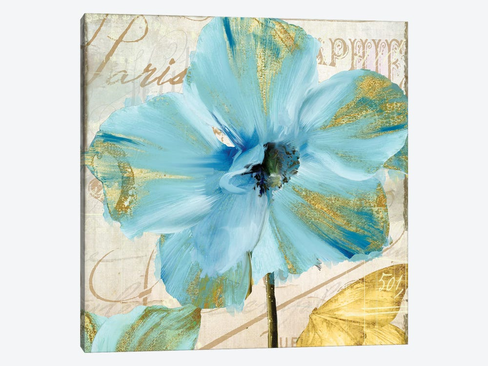 Himalayan Poppy by Color Bakery 1-piece Canvas Artwork