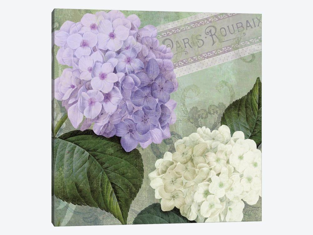Hortensia I by Color Bakery 1-piece Canvas Artwork