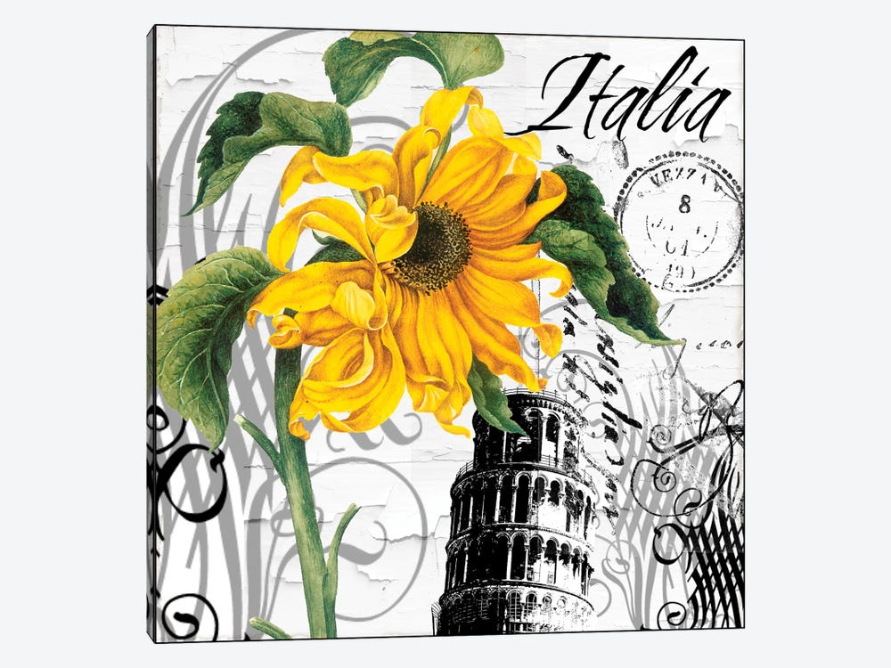 Italia I by Color Bakery 1-piece Art Print