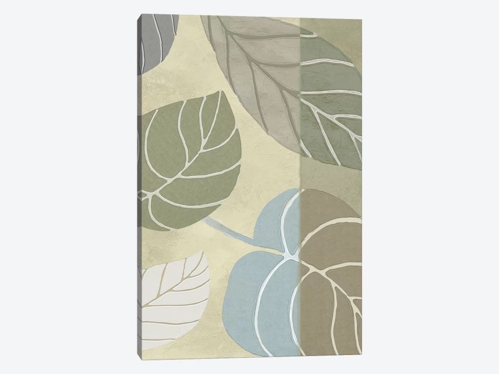 Leaf Story VI by Color Bakery 1-piece Canvas Wall Art