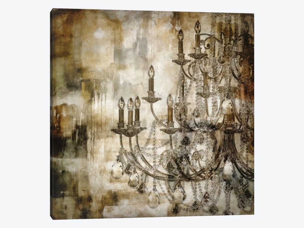Lumières II 1-piece Canvas Print