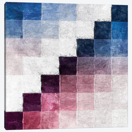 Madly Canvas Print #CBY586} by Color Bakery Canvas Wall Art