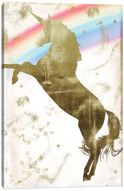 Magic Unicorn II Canvas Art Print