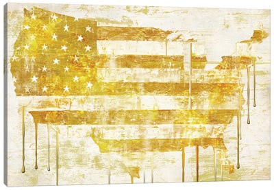 American Dream I Canvas Art Print