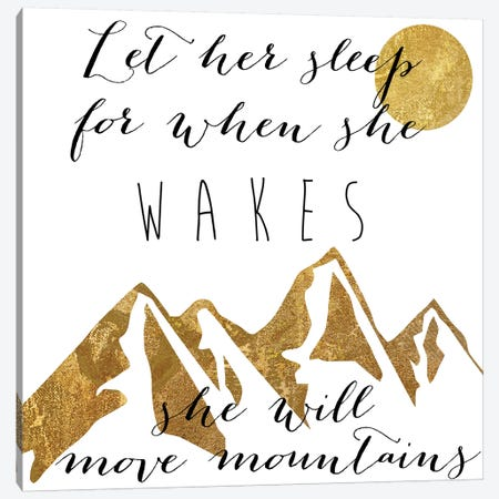 Mountains Canvas Print #CBY650} by Color Bakery Canvas Print