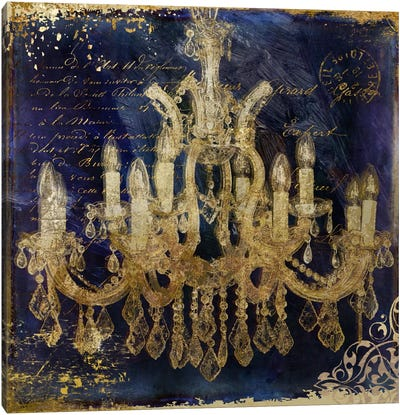 Adagio Canvas Art Print
