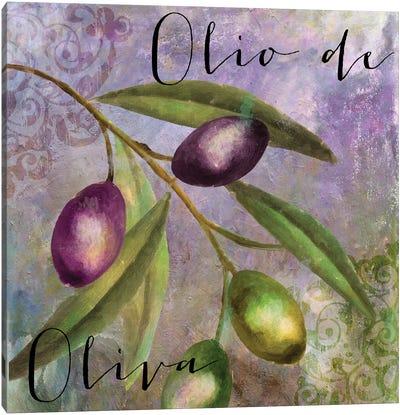 Olivia I Canvas Art Print