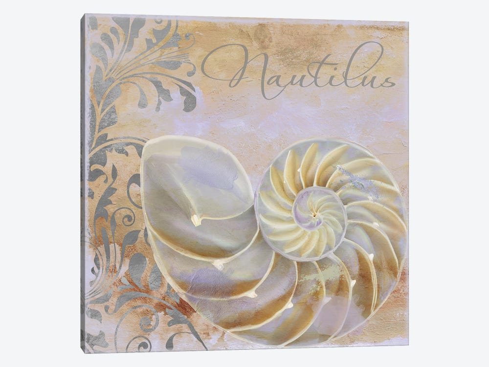 Painted Sea III by Color Bakery 1-piece Canvas Artwork
